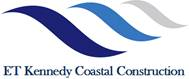 ET Kennedy Coastal Construction Logo